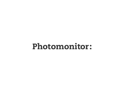 Essay – Photomonitor  – Coming out of the shadows